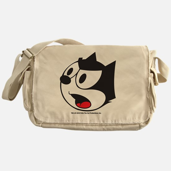face2 Messenger Bag