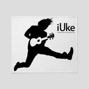 iUke w Throw Blanket
