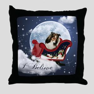I Believe Mousepad Throw Pillow