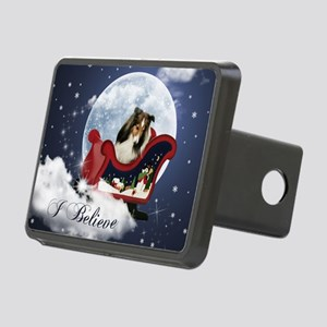 I Believe Mousepad Rectangular Hitch Cover