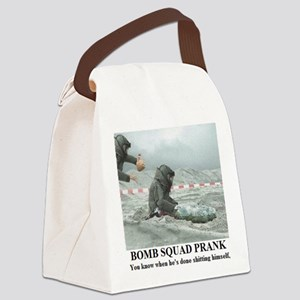 BOMB SQUAD PRANK1 Canvas Lunch Bag