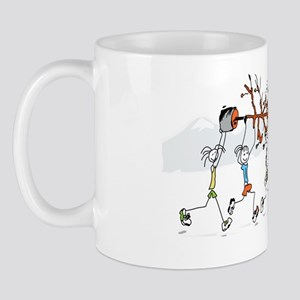 runners Mug