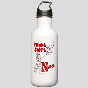 Night Shift Nurse Stainless Water Bottle 1.0L