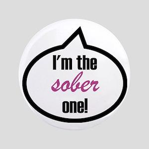 "Im_the_sober 3.5"" Button"