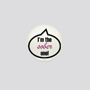 Im_the_sober Mini Button