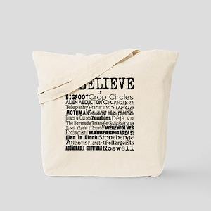I believe Tote Bag