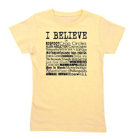 I believe Girl's Tee