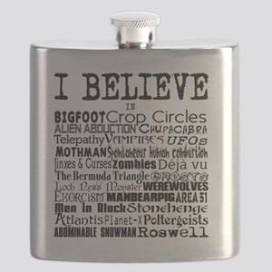 I believe Flask