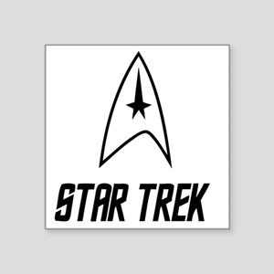 "ST Logo Square Sticker 3"" x 3"""