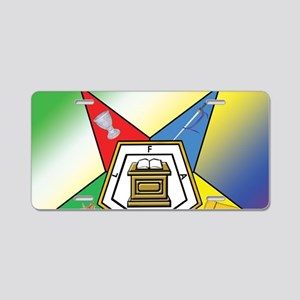 OES 459_ipad_case copy Aluminum License Plate