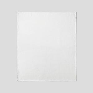 2012-white Throw Blanket