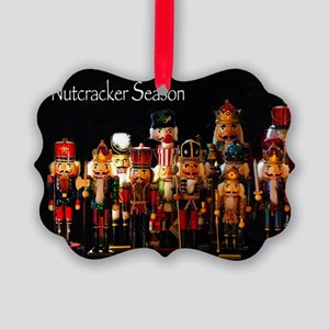 NutcrackerSeason Picture Ornament