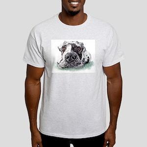 Great Dane Taped Merle Light T-Shirt