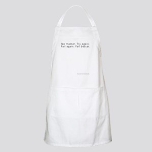 worstward book Apron