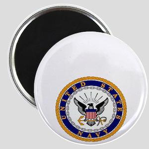 bennett seal white letters Magnet