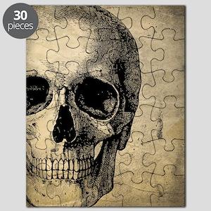 OldSkull_ipad Puzzle