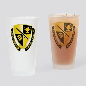 DUI - US - Army - ROTC Drinking Glass
