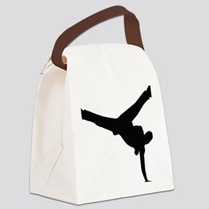 lkick1 Canvas Lunch Bag