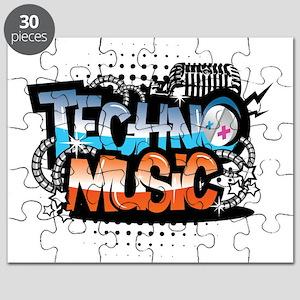 music_techno Puzzle