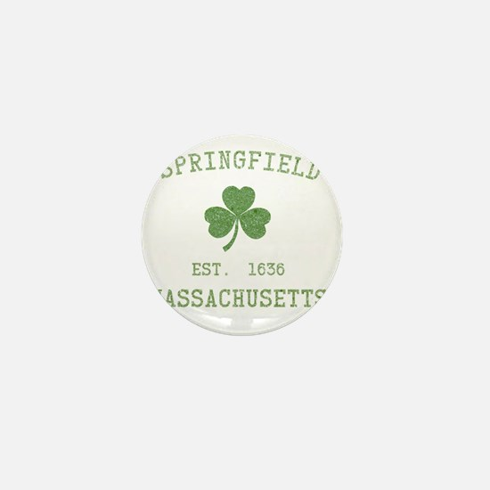 springfield-ma Mini Button