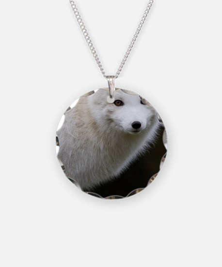 Artic Fox Necklace