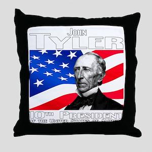 10 Tyler W Throw Pillow