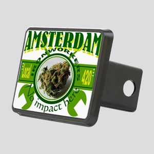 local 420 Rectangular Hitch Cover