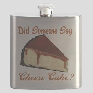 cheese cake Flask