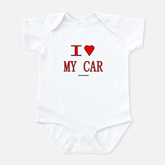 The Valentine's Day 20 Shop Infant Bodysuit