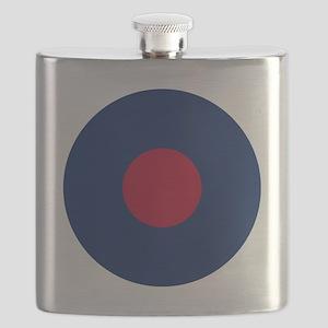 RAF Roundel - Type B Flask
