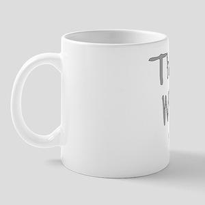 The brain whisperer neuro nurse Mug