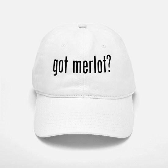 got-merlot Baseball Baseball Cap