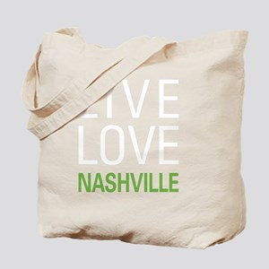 livenashville2 Tote Bag