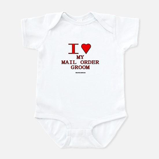 The Valentine's Day 29 Shop Infant Bodysuit