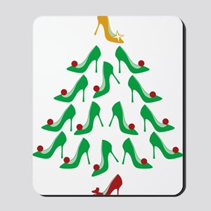 shoe-tree_dark Mousepad