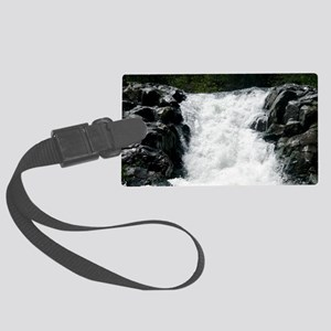 18 footer Large Luggage Tag
