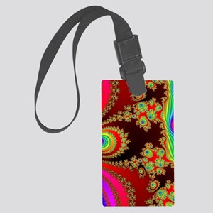 Zoomed Large Luggage Tag