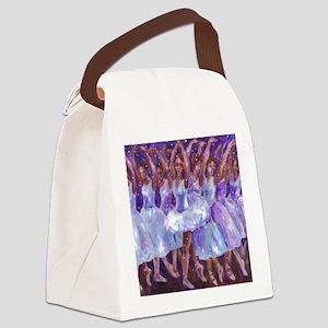 nutcdance sq Canvas Lunch Bag