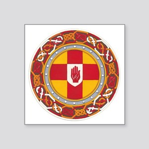 """Province of Ulster Square Sticker 3"""" x 3"""""""