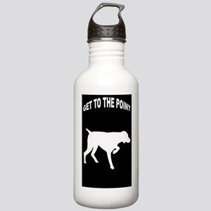 GET TO THE POINT 441_i Stainless Water Bottle 1.0L