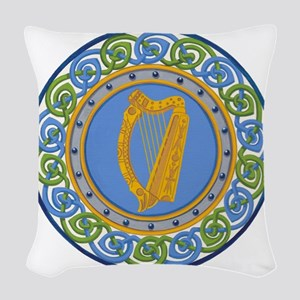 Ireland Woven Throw Pillow