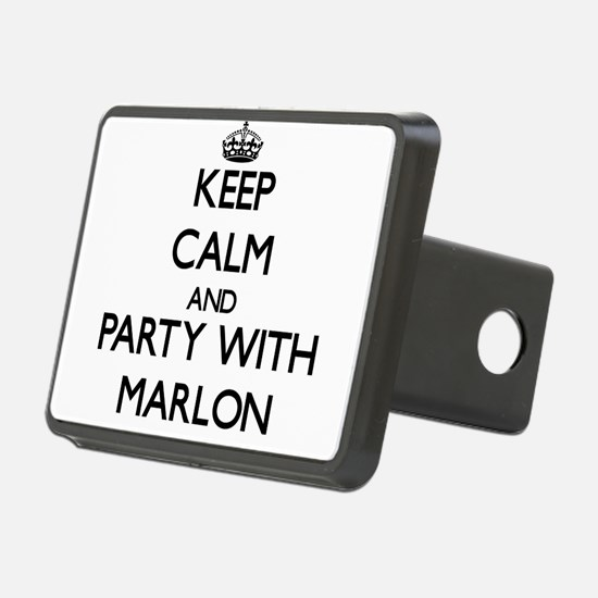 Keep Calm and Party with Marlon Hitch Cover