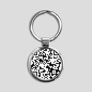 cpmas32 Round Keychain