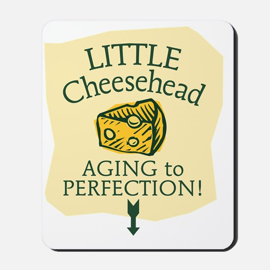Little Cheesehead Mousepad