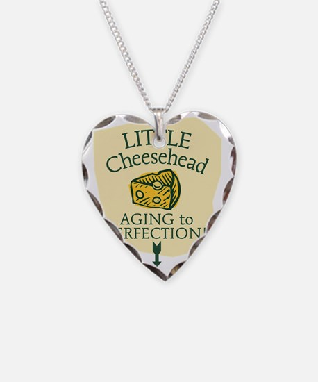 Little Cheesehead Necklace