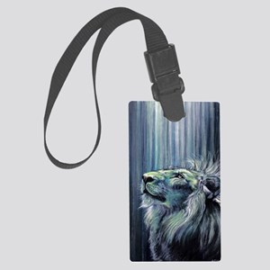 Illumination Large Luggage Tag