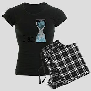 I am wikileaks3 Women's Dark Pajamas