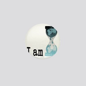 I am wikileaks3 Mini Button