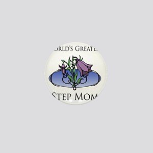 Colorful_StepMom Mini Button