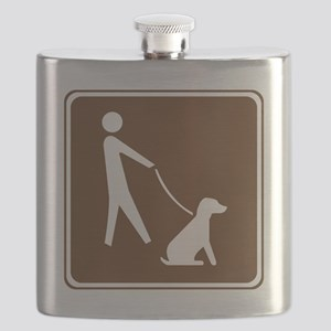 brown_pets_on_leash_sign_real Flask